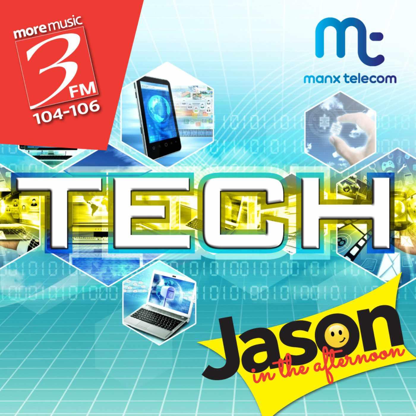 3FM's Tech with Jason Quinn