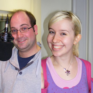 James and Lily on Express FM 93.7